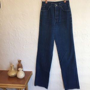 """36"""" Inseam High-waist Vintage Roadrunner Mac Jeans"""